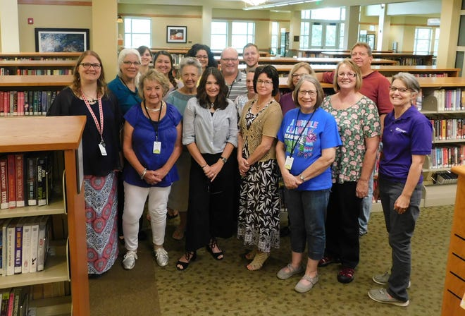 The Baxter County Library recently received dementia-friendly status from the Mruk Family Education Center on Aging.