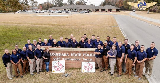 Paul Karlowitz, associate professor and director of the ULM Precision AG and UAS Research Center, and Stephanie Robinson, manager, trained a statewide class of law enforcement/fire/first responders in the operation of unmanned aircraft systems (aka drones) and FAA Part 107 remote pilot certification.