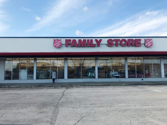 The Salvation Army Family Store in Madison.