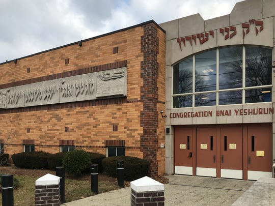 Congregation Bnai Yeshurun on West Englewood Avenue.