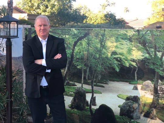 Alan Gellman is the owner of Scottsdale based Wall Sensations.