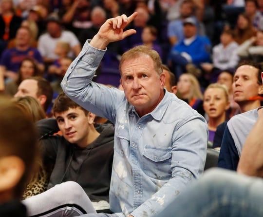 Robert Sarver's investment in the Phoenix Suns is paying off.