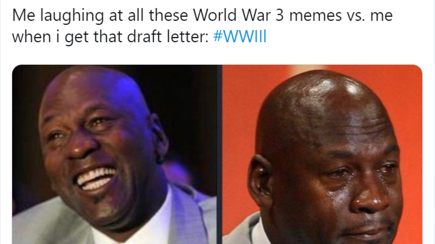 Image result for world war three meme