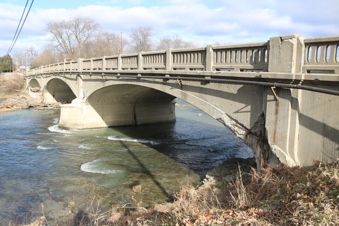 On Monday, the Ohio Department of Transportation will begin work on the Elmore Bridge replacement project, which is expected to continue through November.