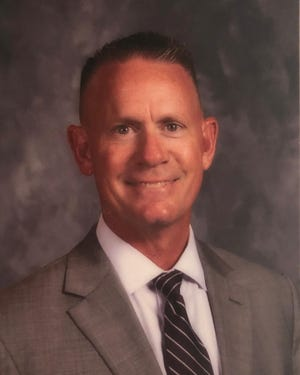 Kyle Barrentine began duties as Nettle Creek School Corporation's superintendent on Monday after beginning his teaching career at Hagerstown High School nearly three decades ago.