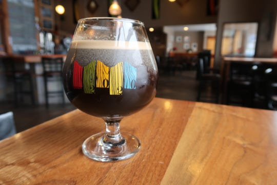 Swiftwater Brewing will turn 5 on Saturday and will celebrate with the release of its barrel-aged Muncheez Truck coconut peanut butter chocolate imperial stout.