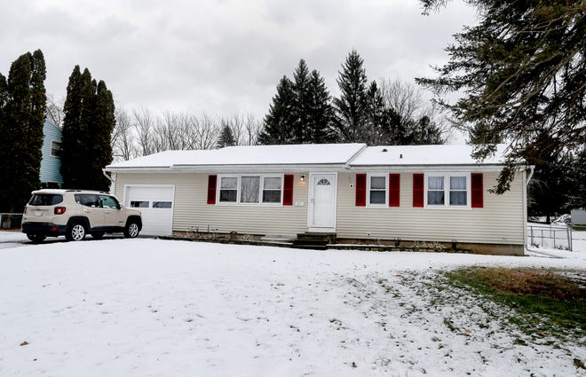 This ranch house is representative of the market in Henrietta. This home sold for over the $146,000 asking price.