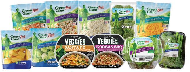 The Green Giant fresh vegetable product line has been bought by Salinas-based Church Brothers Farms.