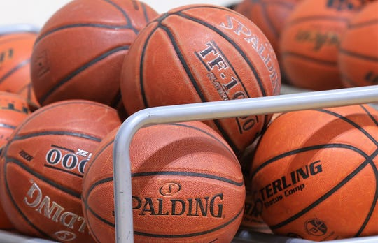 Generic basketball image