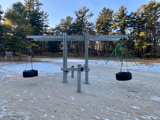 The Friends of the Kohler-Andrae State Park are raising money to replace the existing playground from 1990.