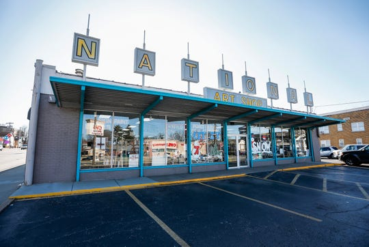 The National Art Shop is celebrating its 50th anniversary.