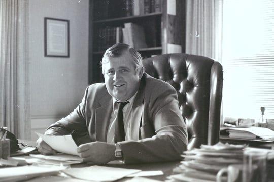 Ron Thompson circa 1985.