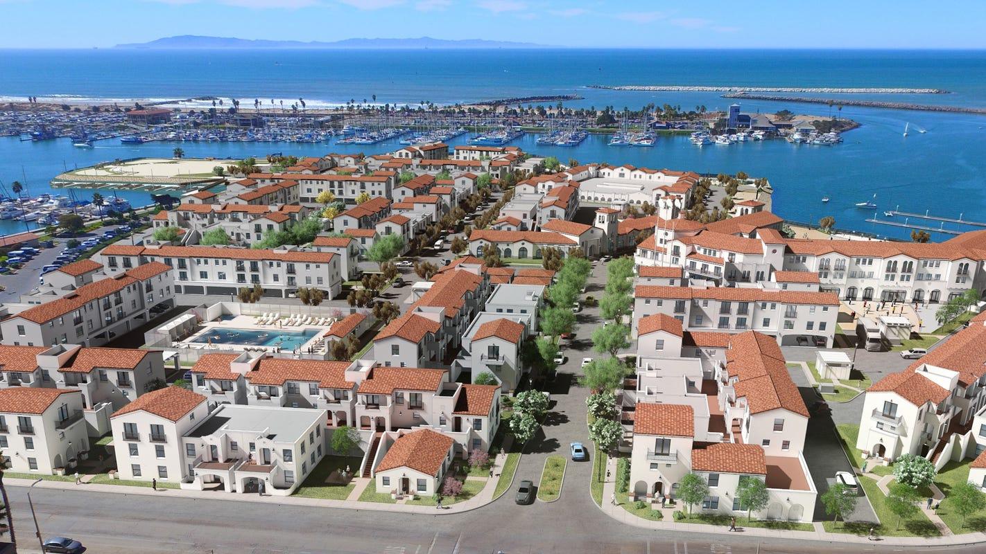 Leasing begins for long-awaited Portside Ventura Harbor
