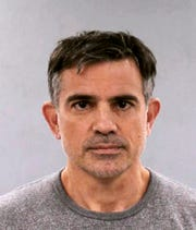 This booking photograph released Jan. 7, 2020 by the Connecticut State Police shows Fotis Dulos, arrested in Farmington, Connecticut, and charged with murder of his estranged wife Jennifer Dulos, who went missing in May 2019.