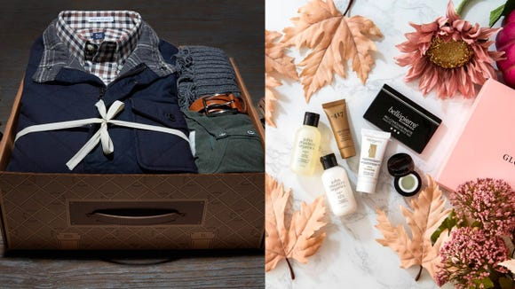 12 subscription boxes to help you keep your resolutions