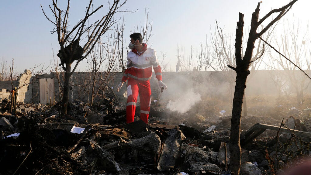 Iran plane crash: Did Boeing 737-800 go down after engine failure or something else?
