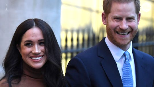 Harry and Meghan are 'stepping back' as senior royals, will spend time in North America