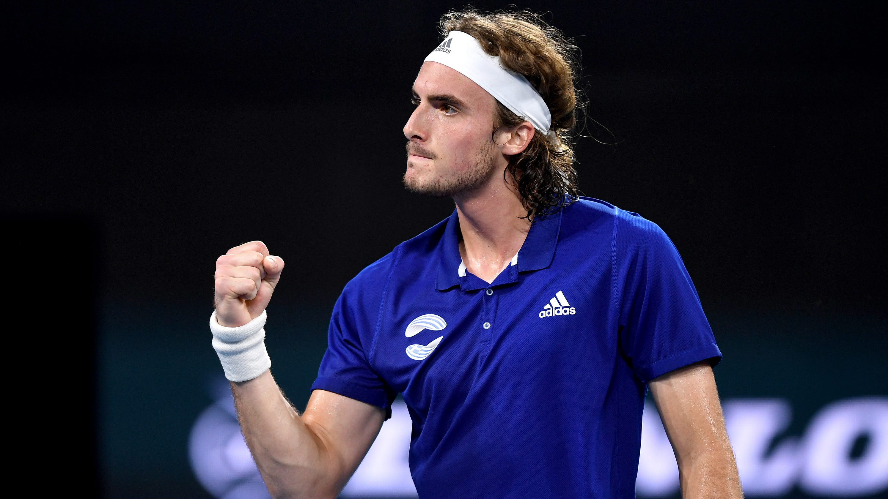 Stefanos Tsitsipas Hits Father With Racket During Outburst At Atp Cup