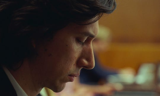 """Actor: Adam Driver, """"Marriage Story"""""""
