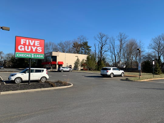 A new Dunkin' restaurant will be built next to FIve Guys on Route 35 in Wall.