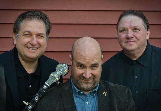 The Kruger Brothers (Jens Kruger, Joel Landsberg and Uwe Kruger) will return to Madison County for a Jan. 26 show at the Madison County Arts Center.