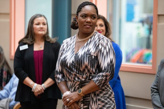 Melody Nixon‐Bice, General Manager, ZJZ Hospitality/Embassy Suites by Hilton, was announced as one of the eight Y Women in Careers award winners on Thursday, Jan. 9, 2020.