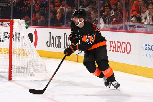 Shayne Gostisbehere will have arthroscopic surgery on his left knee next week and could return as soon as Jan. 30.