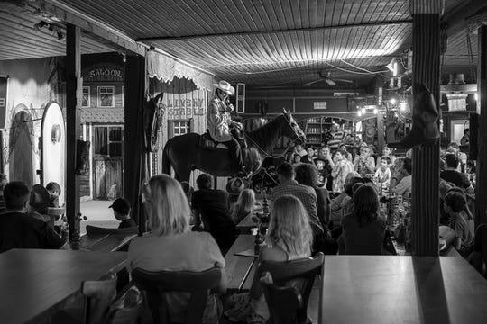 Fred Rai in Saloon (Dasing, Germany), 2013