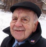 Retired Wayne County Treasurer Raymond Wojtowicz.