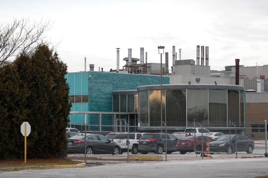 General Motors' Customer Care and Aftersales (CCA) plant in Ypsilanti, Thursday, Jan. 9, 2020.