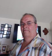 This is Scott Trainer,  father of Eliza Trainer, the 16-year-old girl who was swept off a pier in Holland on Jan. 1, 2020.