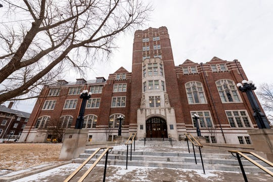 A University of Michigan sexual misconduct policy is unconstitutional and an accused student is entitled to cross-examine witnesses, including his accuser, a federal judge said late Monday.