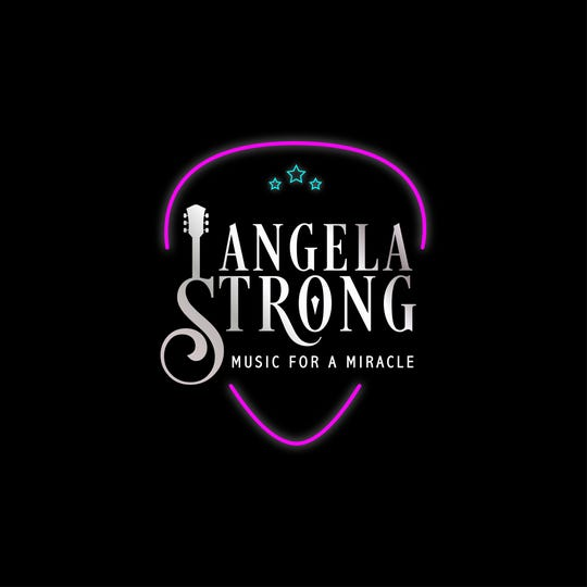 The logo for Angela Strong Music For A Miracle, the new foundation started by country trio Neon Summer.