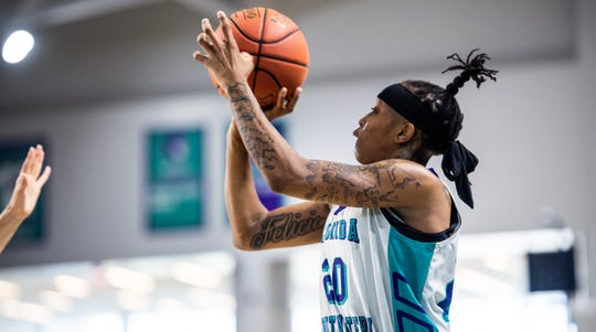 FSW's Za'Nautica Downs scored a program-record 41 points in rout of Hillsborough on Wednesday, Jan. 8, 2020.