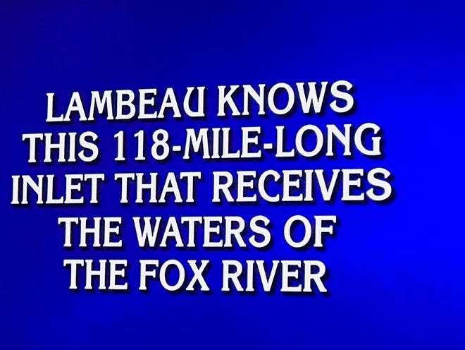 "This was one of the answers on Night 2 of ""Jeopardy! The Greatest of All Time."""