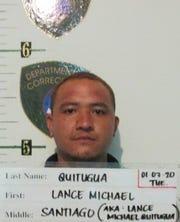 Lance Michael Santiago Quitugua