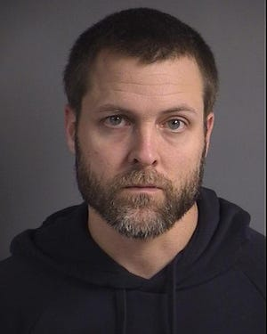 Zachary D. Young, 35, faces domestic assault charges after an alleged incident Jan. 8, 2020, in Iowa City.