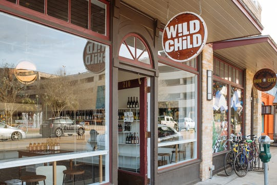 Wild Child Wines is located in downtown Lafayette. (Courtesy Wild Child Wines)