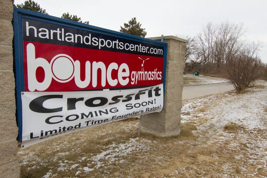 Bounce Gymnastics in Hartland, shown Thursday, Jan. 9, 2020, filed a lawsuit against GymTactics in Highland in Aug. 2019.