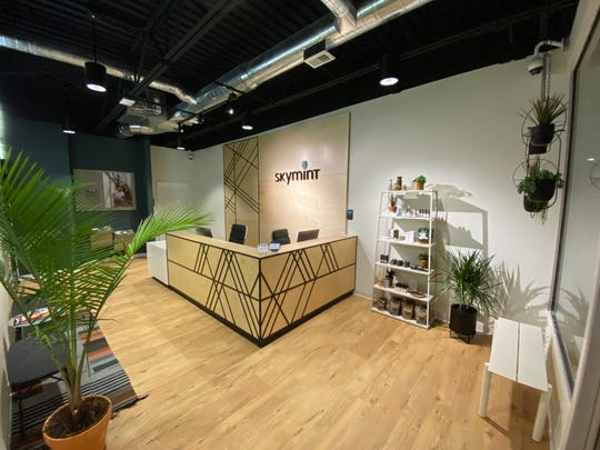 Green Peak Innovations opened its first adult-use retail location in Ann Arbor on Jan. 9.