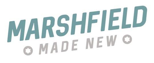 Marshfield Made New logo