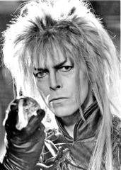 "From Ziggy Stardust to Goblin King: David Bowie stars in ""Labyrinth."""