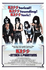 """Kiss Meets the Phantom of the Park"" was retitled ""Attack of the Phantoms"" when the made-for-TV movie was released theatrically outside the U.S."