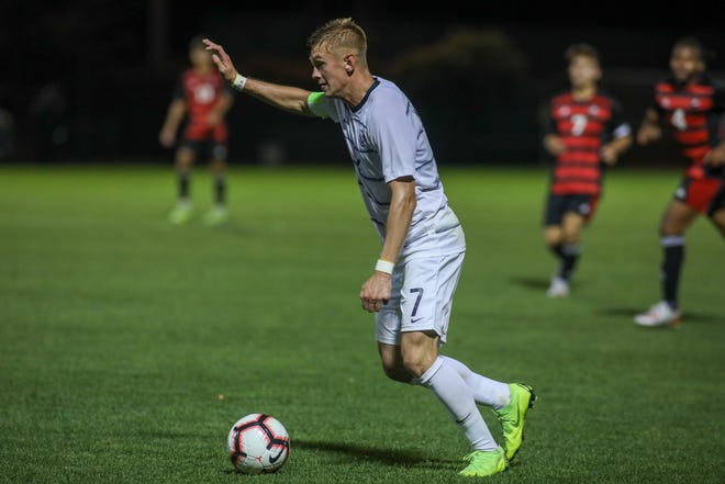 The Red Bulls selected left back Patrick Seagrist, a recent Marquette graduate, No. 10 overall in the 2020 Major League Soccer SuperDraft on January 9.