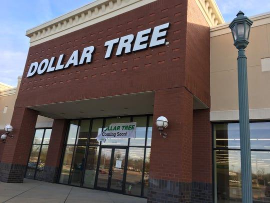 Dollar Tree is preparing to open next door to the current World Market location in Montgomery.