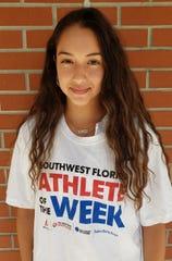 Sabrina Fakhoury, Naples High basketball