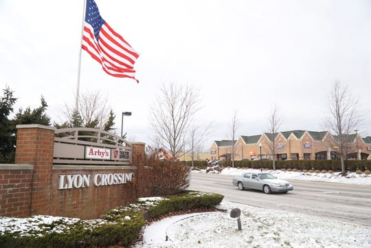 The Lyon Crossing development in Lyon Township might soon be welcoming new businesses and residential housing.