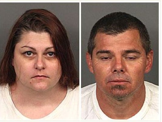 Jill and Steven Williams, a Blythe area couple, were arrested in March 2018.