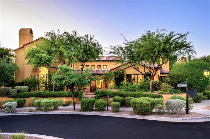 BDR 2012 Holding Co., LLC paid $2.78 million for this estate in Scottsdale's DC Ranch.