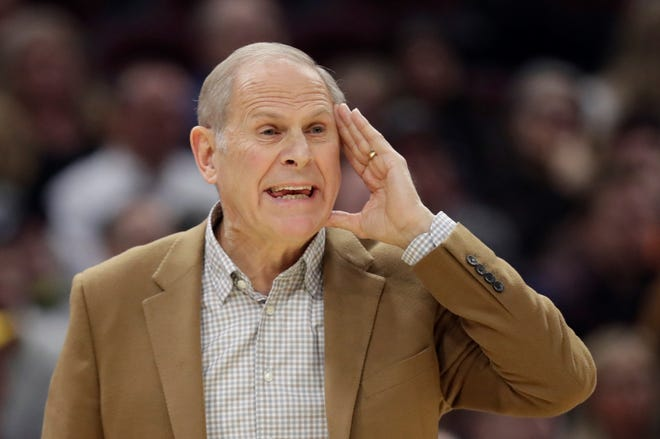 Cleveland Cavaliers head coach John Beilein.